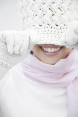 バレンタインの勝負服は白くてフワフワした服装が正解!?