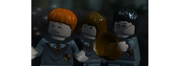 【写真】ハリー・ポッター、ハーマイオニーやロンなど、様々なレゴピースで自分のキャラクターを作ることができる