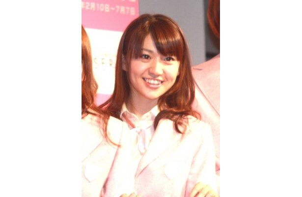 大島優子は「生徒数が少ない学校も頑張って!」とエールを送った