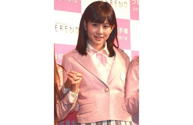 前田敦子は「自分の母校を訪問したい!」