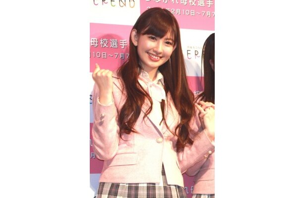 小嶋陽菜は自身の地元である「埼玉県に行きませんか~?」と呼び掛けた