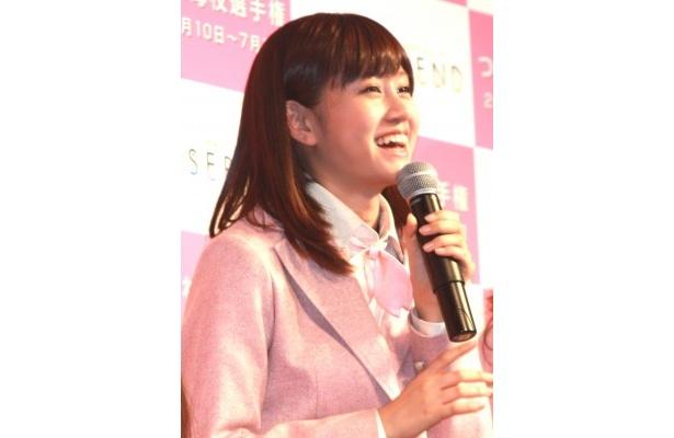 前田敦子は「はたちになるので1人暮らしがしてみたい」と目標を