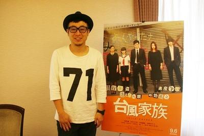 12年間構想してきた映画『台風家族』を手掛けた市井昌秀監督