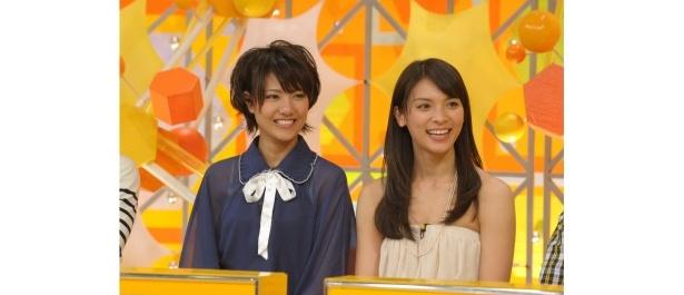 【写真】「普段から仲良しなんです」と語る宮澤佐江と秋元才加のほか、番組の様子はこちらから!