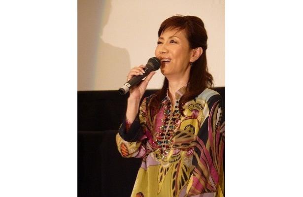 「スイーツがまるで宝石のよう」と戸田恵子
