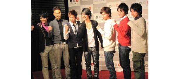 【写真】イケメン集団NAKED BOYZに新たに加わったメンバーのそれぞれのワンショットはこちらから!