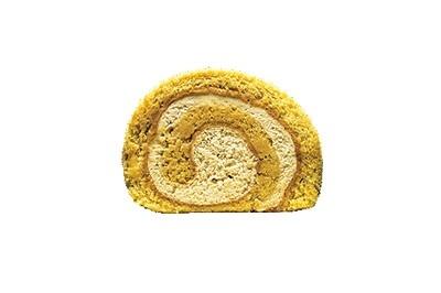 【東京】玄米粉を使用した、乳脂肪45%のコクが強い生クリームに、ほうじ茶を合わせた「玄米粉のロールケーキ ほうじ茶クリーム」