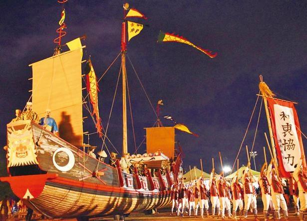 各地の祭りが集まるイベント「祭りアイランド九州」