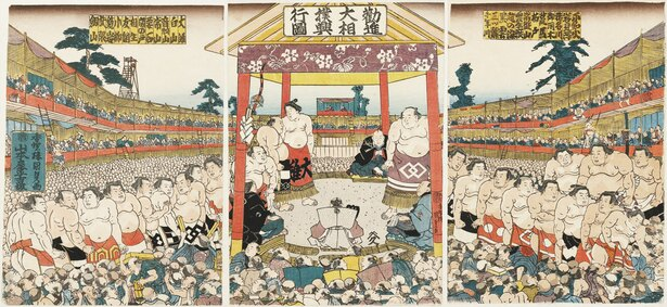 大相撲展 福岡-Oh!SUMO EXHIBITION- / 相撲ファンはもちろん、初心者でも楽しめる