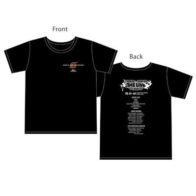 Tシャツ 黒(※公演チケット購入限定)(3500円)