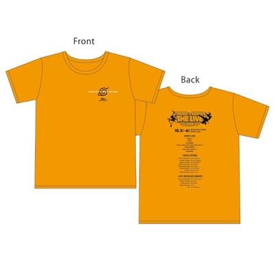 Tシャツ オレンジ(3500円)