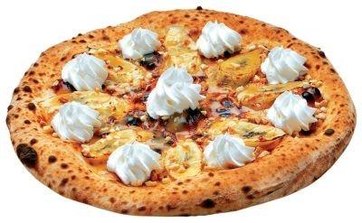 「花畑牧場」と、宅配ピザチェーン店「ナポリの窯」「ストロベリーコーンズ」がピザデリバリー業界初のコラボレーション商品を販売!