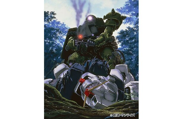 リアルな戦場描写が話題の「機動戦士ガンダム第08MS小隊」