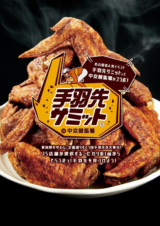 「手羽先サミット(R) in 中京競馬場」イベントビジュアル