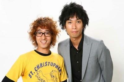 大阪出身の安達健太郎とボン溝黒によるコンビ。03年に結成、昨年のM-1で決勝進出を果たした「カナリア」