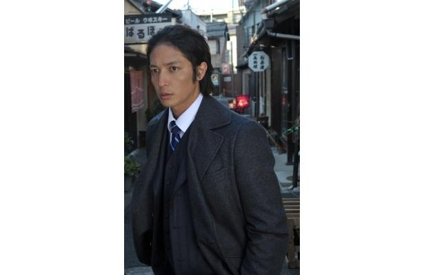 【写真】玉木宏は「一つのシーンをかみしめながら演じています」とドラマの世界観を堪能していることを明かす