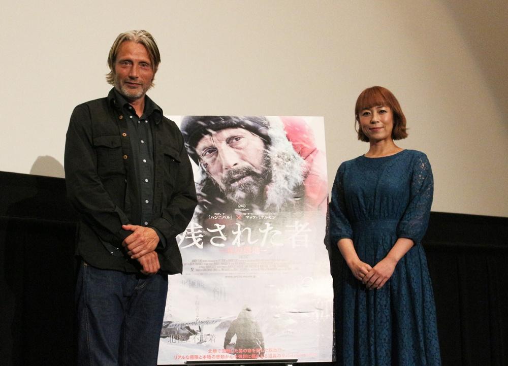 スペシャルゲストとして女優の佐藤仁美が登場