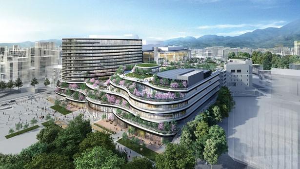 【写真を見る】新しいライフスタイルの発信地 / SAKURA MACHI Kumamoto ※画像はイメージです
