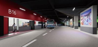 日本最大級のバスターミナル / SAKURA MACHI Kumamoto ※画像はイメージです