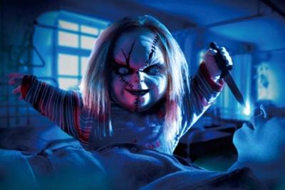 【写真を見る】チャッキーの狂気病棟。不気味な病棟に殺人鬼が!/ユニバーサル・スタジオ・ジャパン