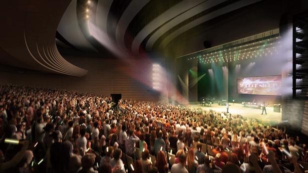熊本城ホールのイメージ画像 / 熊本城ホール(SAKURA MACHI Kumamoto) ※画像はイメージです