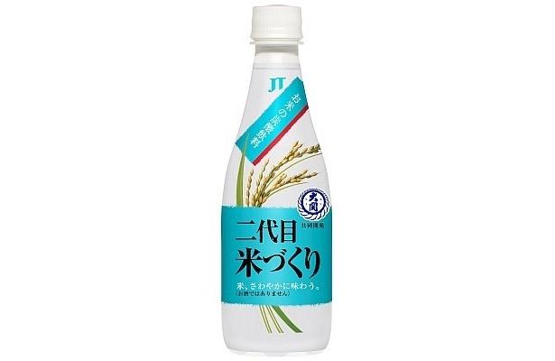 米×炭酸!?意外に見える組み合わせも、飲んでみると納得のウマさ!「二代目 米づくり」(147円)