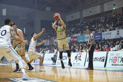 昨年、琉球ゴールデンキングスは関西地区大会で2連覇を達成