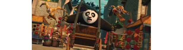 『カンフー・パンダ2』は8月19日(土)より全国デジタル3D公開