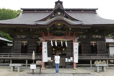県指定の文化財にもなっている神社。戦国時代の戦乱によって荒廃したが、水戸藩第2代藩主・徳川光圀公らの尽力によって再建された