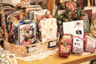 ハンドメイドにこだわるバッグ専門店「ドールジョゼット神戸三宮店」