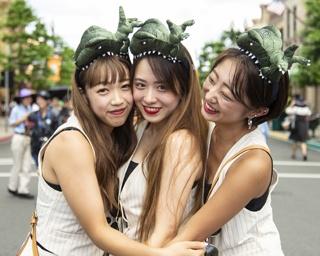 【写真特集】〈USJ〉「ユニバーサル・サプライズ・ハロウィーン」で見付けたコスプレ美女たち!(Part 2)
