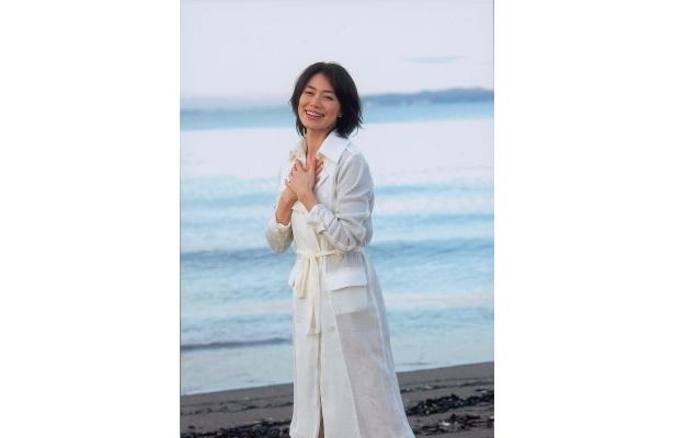 20日放送の「情熱大陸」に出演する今井美樹。夫・布袋寅泰と制作した新曲のレコーディングにも密着