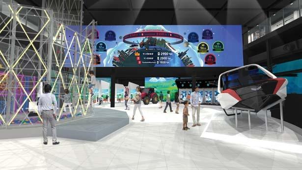 体験シミュレーターや随時実施予定のワークショップなどのイベントを存分に楽しもう/ヤンマーミュージアム