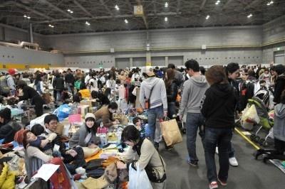 関西最大級の屋内型フリーマーケット「フリマ王国」