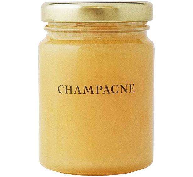 シャンパーニュ(1512円)。フランス・シャンパーニュ地方の百花蜜はコクと深みのある甘み/L'ABEILLE