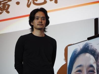 9月9日に大阪舞台挨拶が行われ、池松壮亮が登壇した