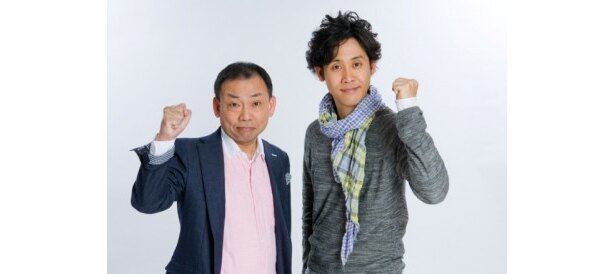 YOYO'S(大泉洋、木村洋二・札幌テレビ放送アナウンサー)のコンビ