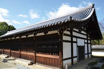【写真】1680年に建立された日本最古にして最大のトイレ