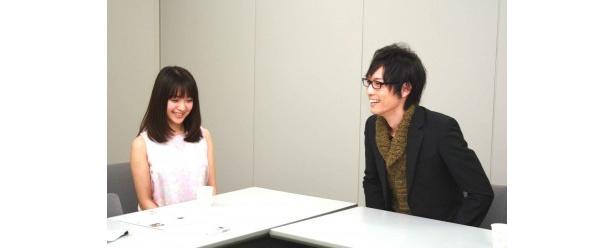 「最近のうまくいかないエピソード」を明かす永岡卓也(写真右)