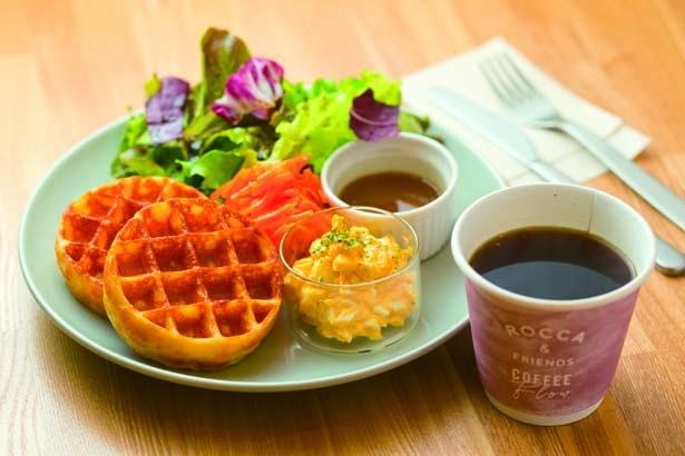 ハンドドリップコーヒーは豆が4種から選べる/ROCCA & FRIENDS COFFEE Flow