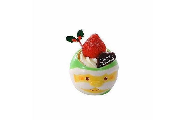 新宿高野「クリスマスカップ」(630円、約5.5cm)