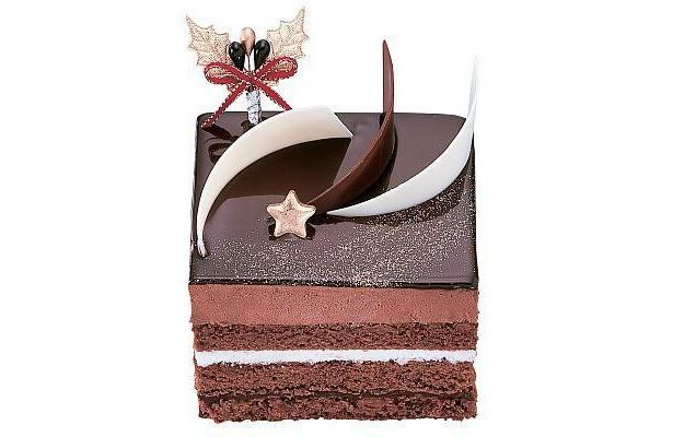 銀のぶどう「チョコレート・イブ」(1365円、約9cm)