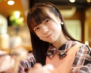 【#SKE48の彼女とラーメンなう vol.22】チームSの坂本真凛ちゃんと醤油ラーメンを食べたら…♥