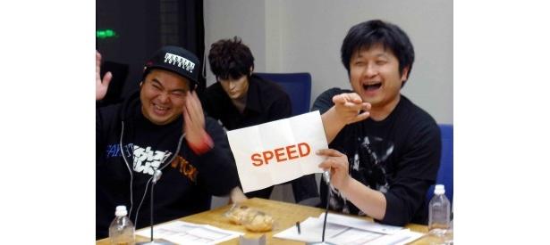 【写真】吉川晃司本人よりも吉川通?のダイノジによる熱いトークも見もの。番外編リクエスト1位の発表にも大ハシャギ