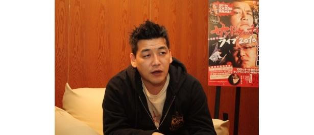 富澤たけしは「このDVDが売れない時代にね、『また、出すんだ』…」と不安を口にする