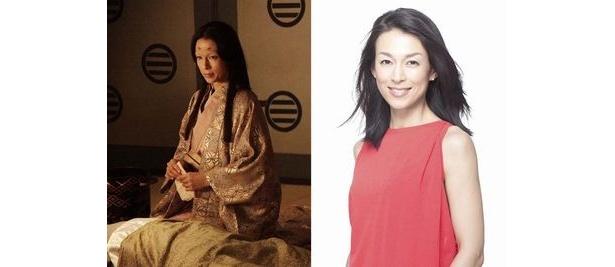 映画出演は11年ぶりとなる鈴木保奈美。城主の妻として、また母親として戦国時代を強く生きる女性を演じる