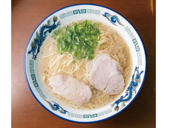 らーめん八 / ラーメン+替え玉