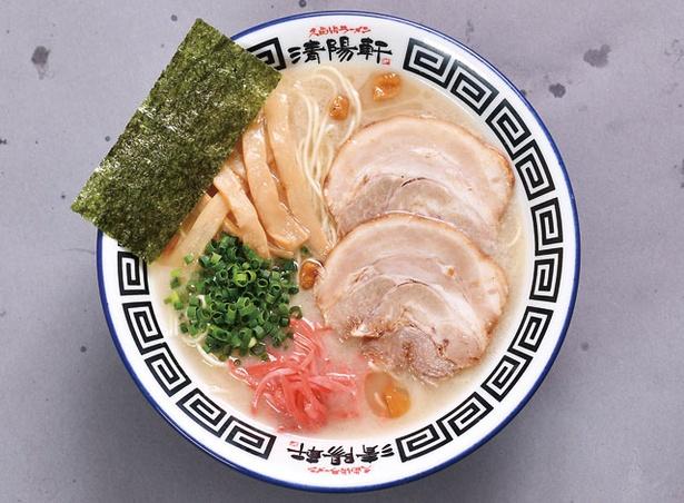久留米ラーメン 清陽軒 本店 / 屋台仕込みラーメン