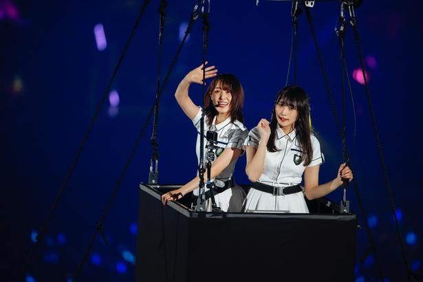 【画像を見る】欅坂46 夏の全国アリーナツアー2019は東京ドームで終幕! 撮影=上山陽介