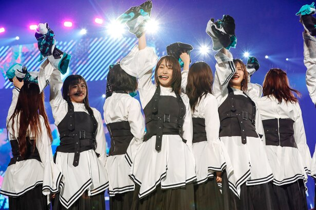 欅坂46 夏の全国アリーナツアー2019は東京ドームで終幕! 撮影=上山陽介